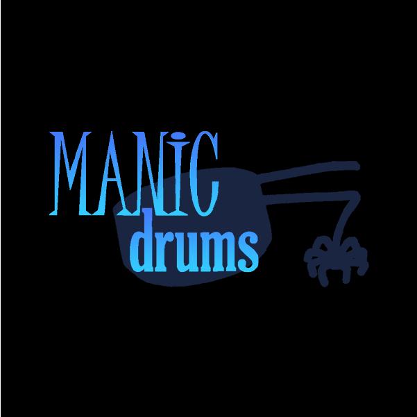 Portfolio Logo Design Manicdrums
