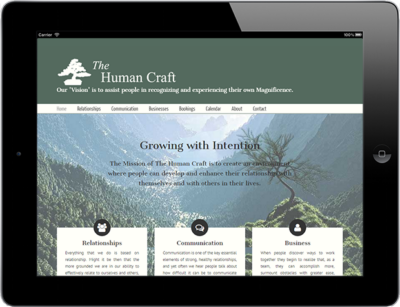 Business Web Design The Human Craft 1
