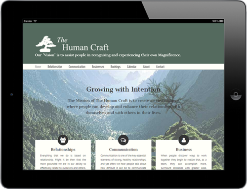 Web Design: The Human Craft